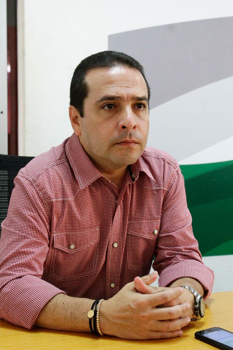Manuel Rodolfo Márquez, secretario de Gobierno del Cesar.