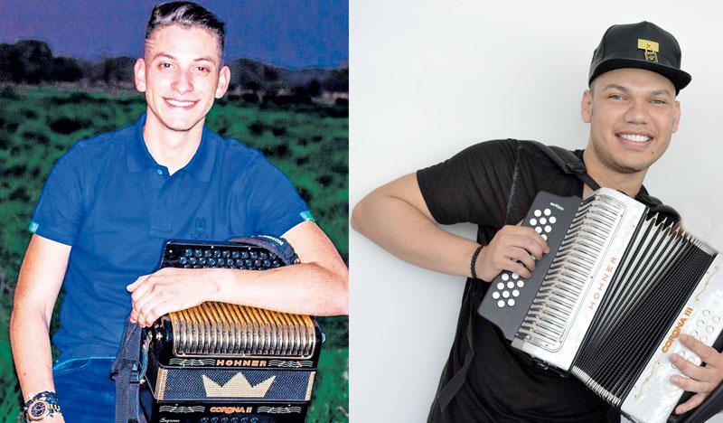 Daniel Maestre y José Mario Oñate son al parecer los dos más opcionados para acompañar al cantante.