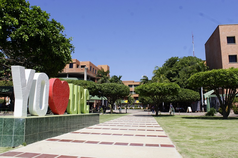 La UPC se prepara para escoger nuevo rector.  Foto JOAQUÍN RAMÍREZ