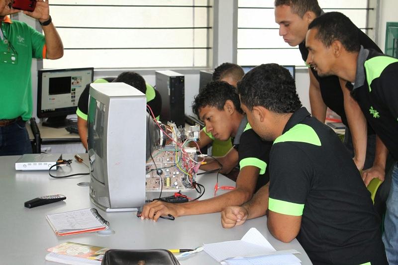 En el Sena abrieron 280 cupos para estudiantes del Cesar.  Foto:  Sena.