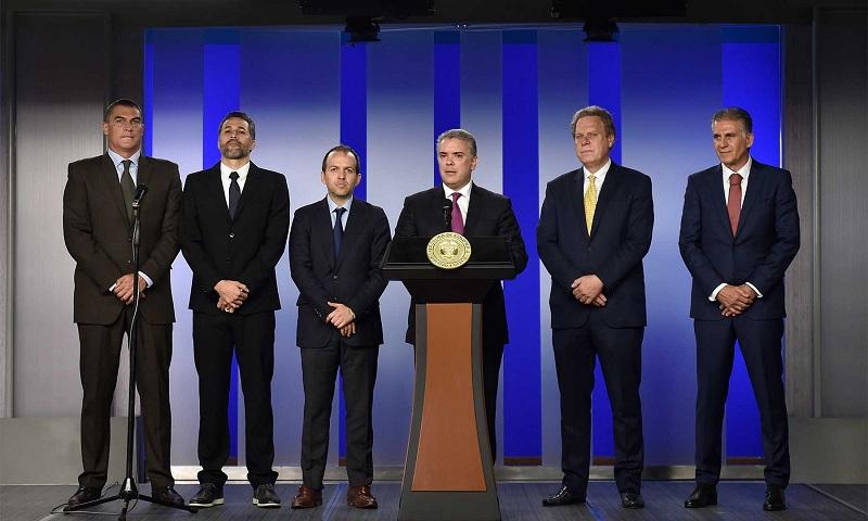 Foto: Cortesía Presidencia de la República.