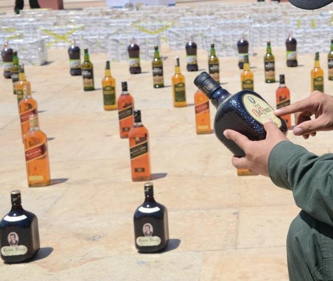 La Policía Fiscal estará con mayores controles en festival.  Foto: Cortesía.