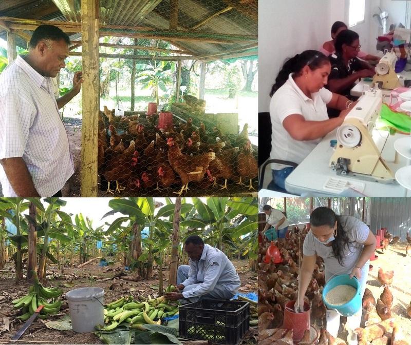 Boquerón, La Loma, El Hatillo son algunos de los corregimientos en los que Drummond invierte estos recursos.  Foto: Cortesía.