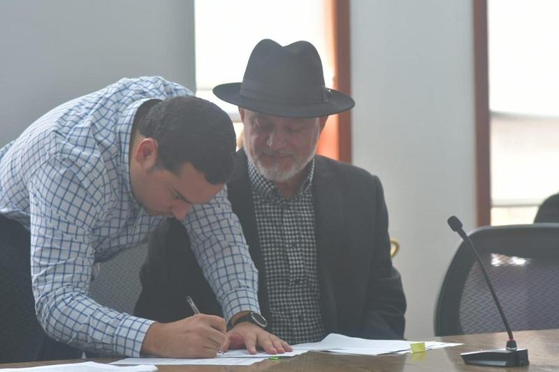Uno de los firmantes del proyecto es el exviceministro vallenato Juan Manuel Daza, ahora representante a la Cámara por Bogotá.  Foto JOAQUIN RAMÍREZ