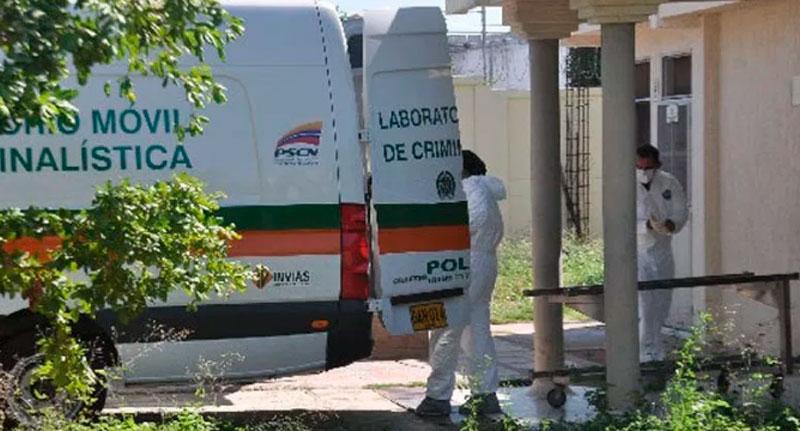 El cuerpo de la víctima permanece en Medicina Legal, en Codazzi.