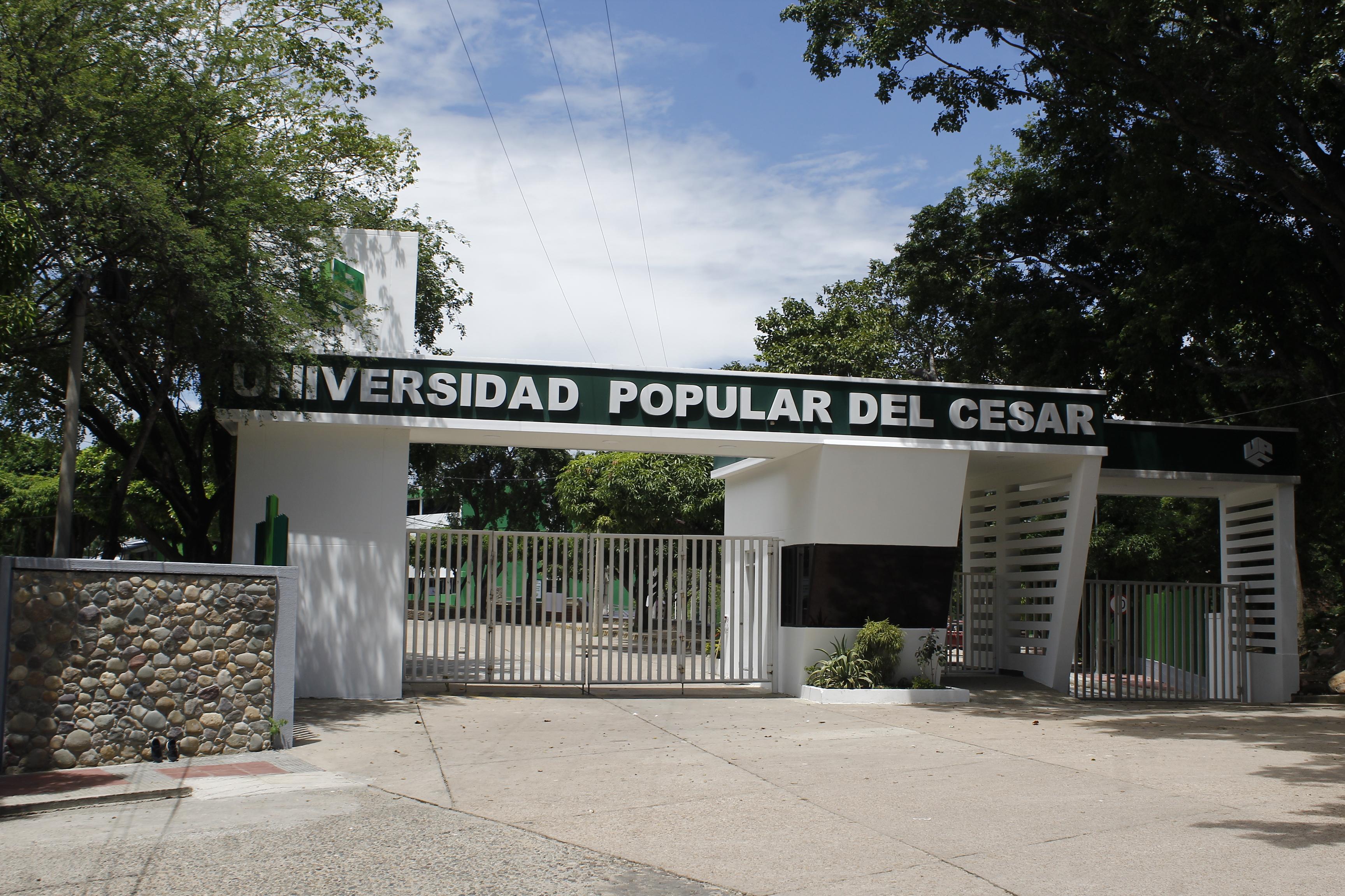 La Universidad Popular del Cesar emitió nuevo calendario electoral que establece para el 17 de julio la designación de rector.  ARCHIVO