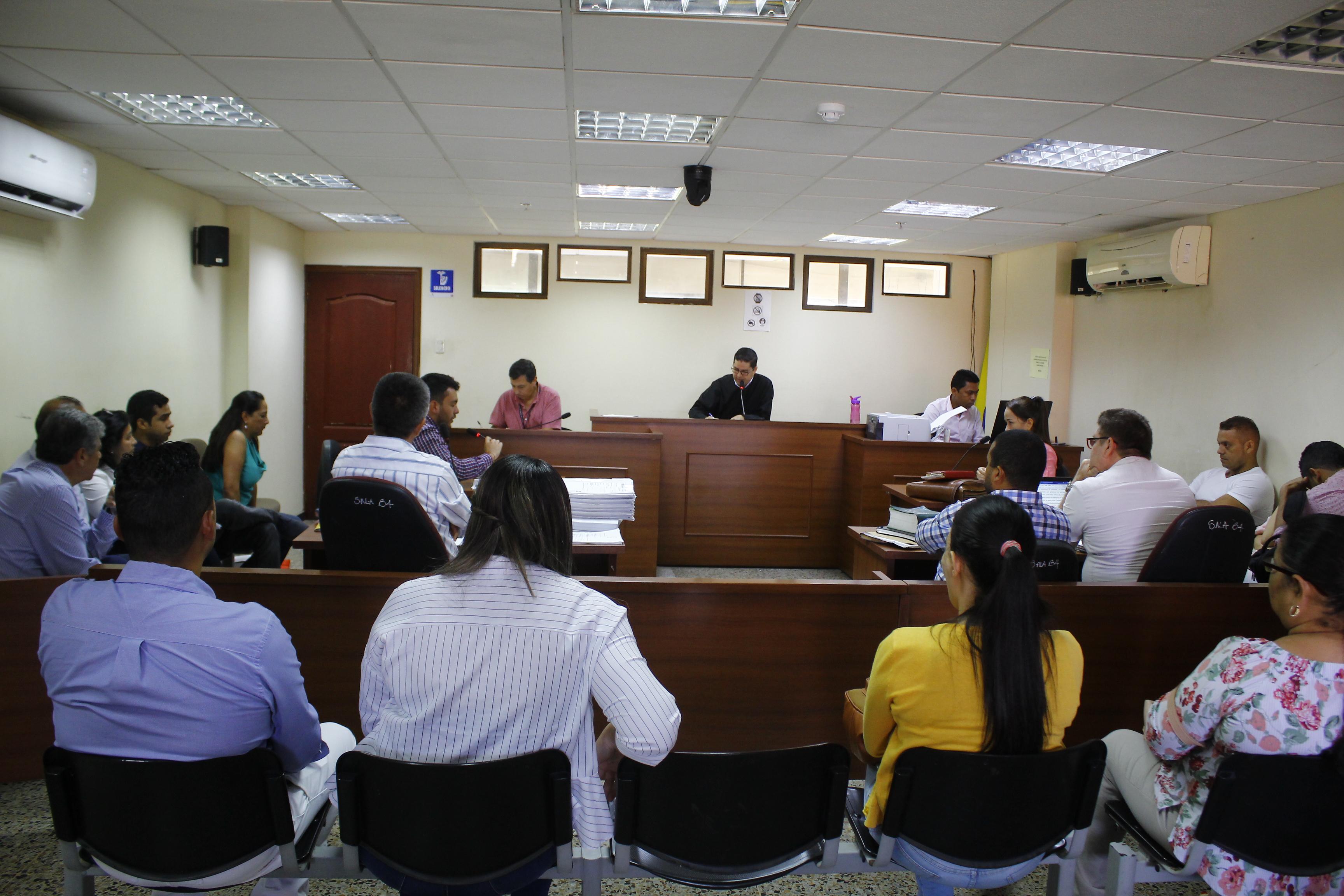La decisión quedó en manos del tribunal de Valledupar.