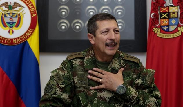 Nicacio de Jesús Martínez.  COLPRENSA