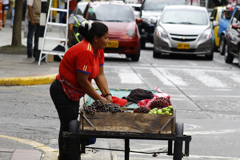 En el Caribe, Valledupar ocupa el primer puesto en la tasa de desocupados, incluso superó a Riohacha.   Foto: Joaquín Ramírez