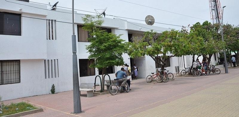 Alcaldía de Chiriguaná.   FOTO: REFERENCIA