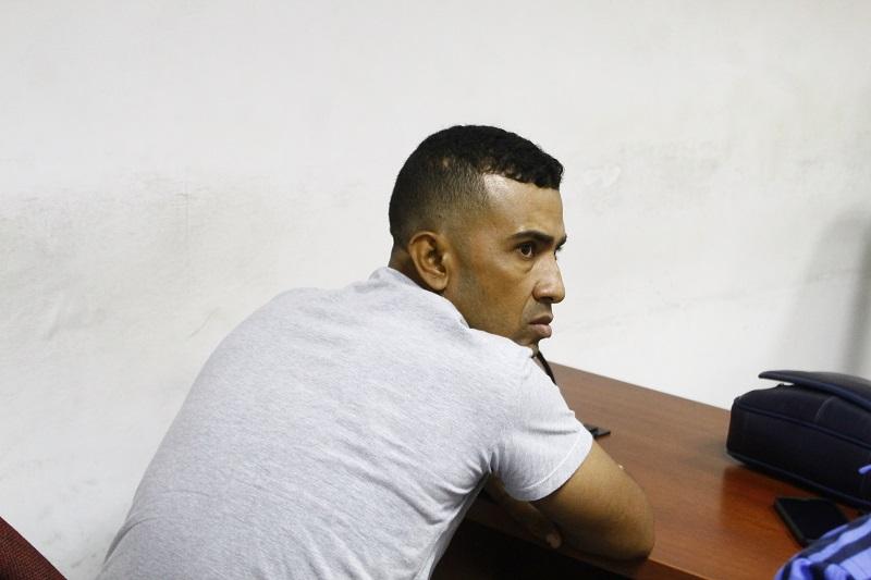 Hernán Acuña Barrios, alias Jaider Polo.   Foto: Joaquín Ramírez