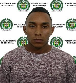 Breilen Jesús Roa Salas, de 19 años de edad.   FOTO: JUDICIAL.
