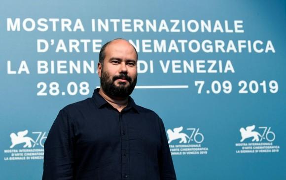 Ciro Guerra, cineasta colombiano.  Foto: Cortesía
