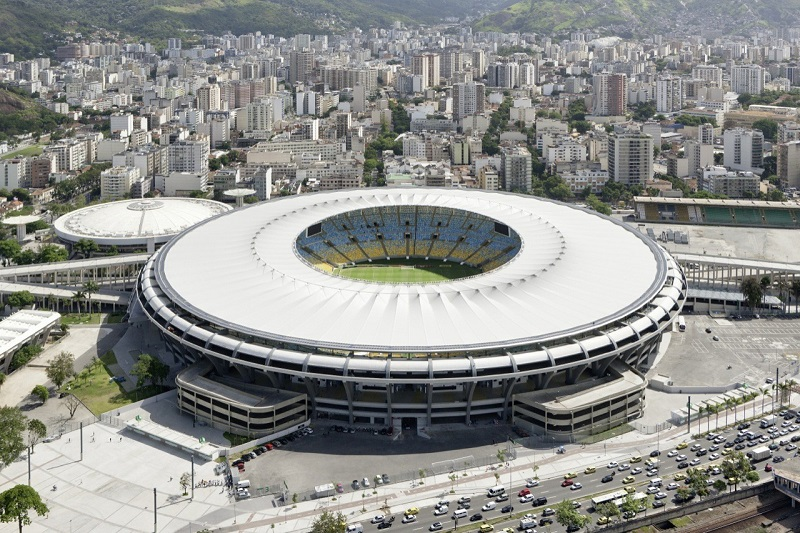 El estadio Maracaná recibirá una final más de Copa Libertadores.  FOTO: CORTESÍA.