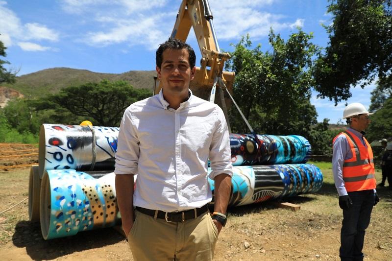 José Luis Acero, viceministro de Agua y Saneamiento Básico, del Ministerio de Vivienda, Ciudad y Territorio.  FOTO: CORTESÍA.