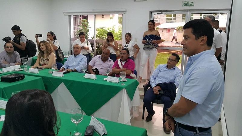 El nuevo director de Corpocesar fue jefe de la Oficina de Planeación de Valledupar y Santa Marta.   FOTO: CORTESÍA.