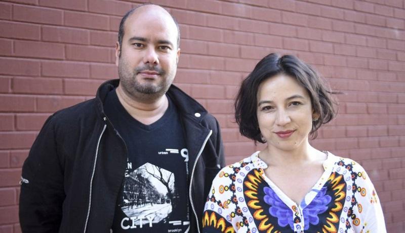 Los cineastas colombianos Ciro Guerra y Cristina Gallego.   FOTO: CORTESÍA.