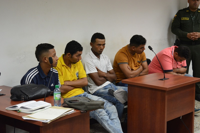 Los procesados deberán estar en prisión mientras demuestran su inocencia.   FOTO/ARCHIVO.