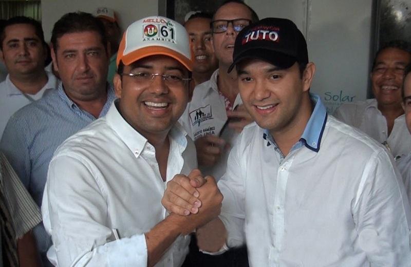 Augusto Ramírez Uhía y Mello Castro.   Foto: CORTESÍA.