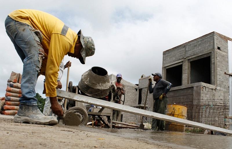 El crecimiento en la construcción de vivienda hace parte de la recuperación del sector de la construcción.