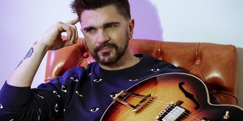El cantautor Juanes será homenajeado como La Persona del Año 2019 en una ceremonia especial en Las Vegas, Nevadas.   FOTO/CORTESÍA.