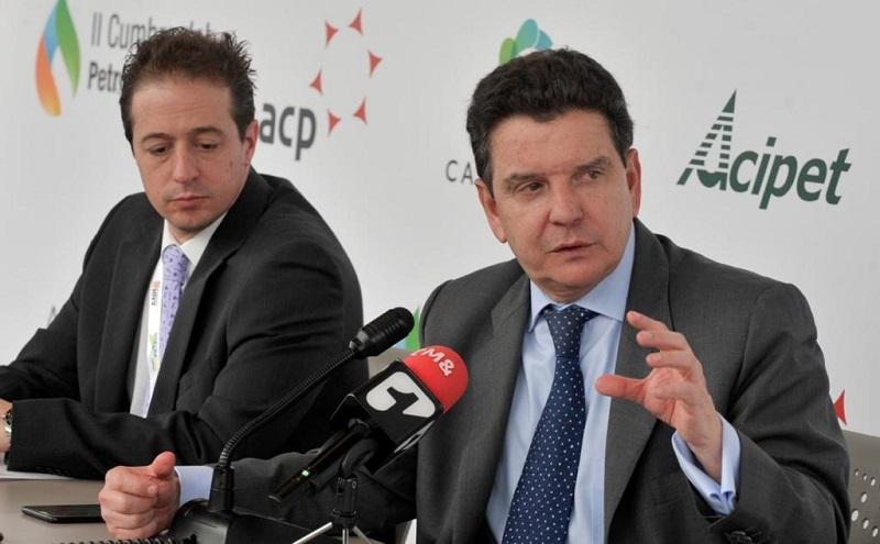 Luis Miguel Morelli, presidente de la ANH.  FOTO/ CORTESÍA.