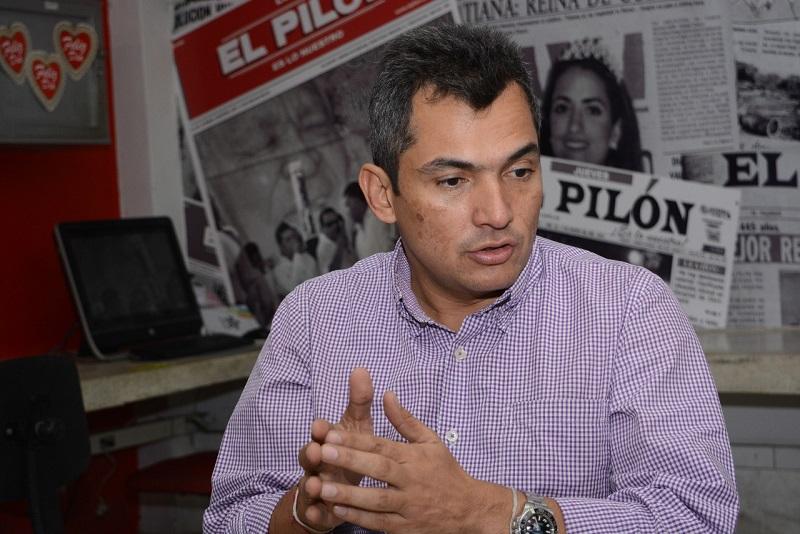 Alfonso Campo Martínez.  FOTO/ ARCHIVO.