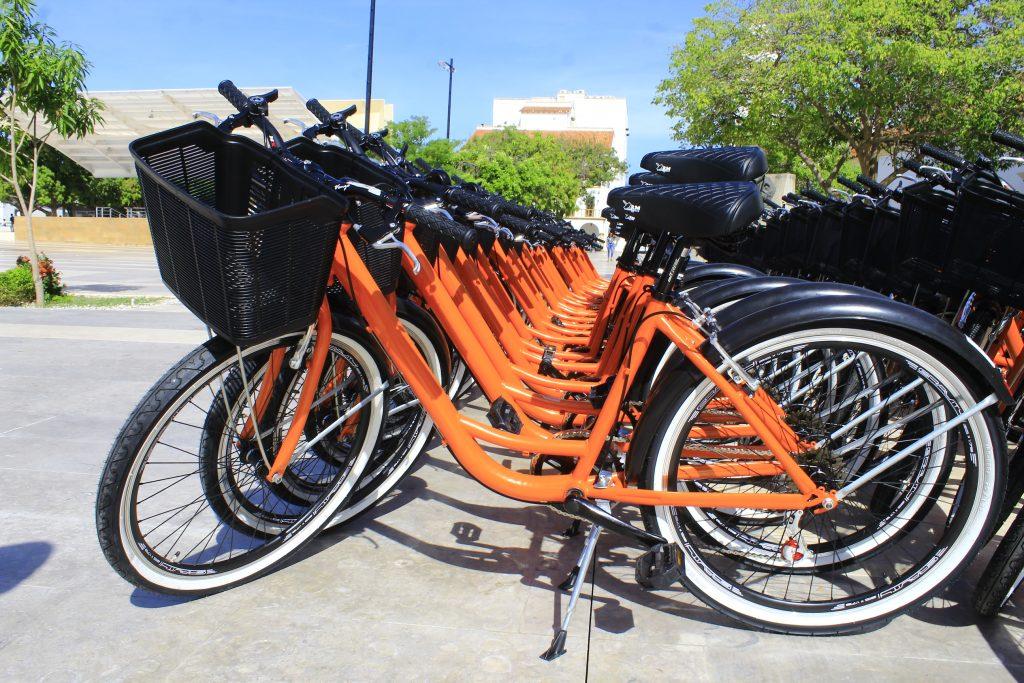 Vuelven al ruedo las bicicletas públicas en Valledupar - ElPilón.com.co