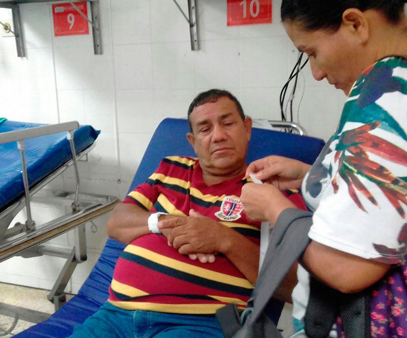 Varios sujetos lo apuñalaron en Campo Romero - ElPilón.com.co