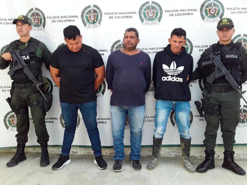 Capturado 'El Tigre' sindicado de dirigir 13 masacres con más de 400 asesinatos y el secuestro de Melissa Martínez