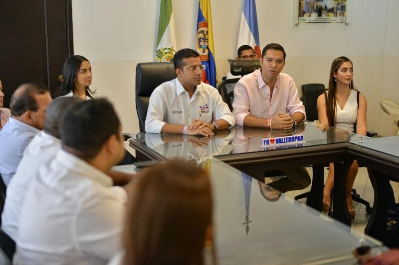 Este jueves iniciará proceso de empalme en la alcaldía de Valledupar - ElPilón.com.co