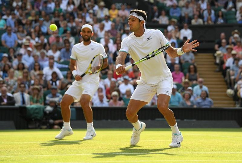 Cabal y Farah son los defensores del título en la categoría de dobles y enfrentarán a encopetados tenistas.