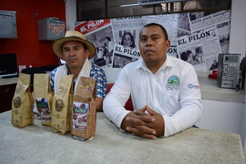 Un grupo de habitantes de La Jagua de Ibirico le apuestan a producir café de manera que puedan venderlo directamente, sin necesidad de intermediarios.