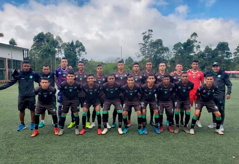 Sub-15: Valledupar FC cayó ante Nacional - ElPilón.com.co