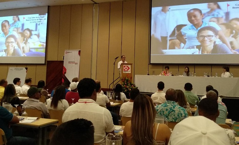 El Seminario de Buen Gobierno organizado por Drummond, se realizó durante dos días en Santa Marta, Magdalena.  FOTO/CORTESÍA.