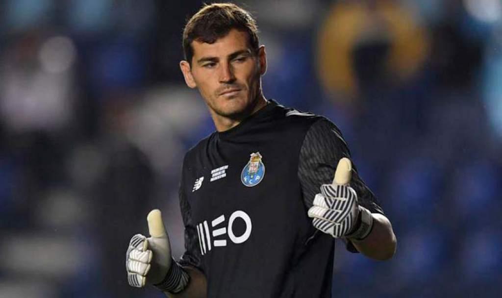 Guadameta español, Iker Casilllas.   Foto/ Cortesía.