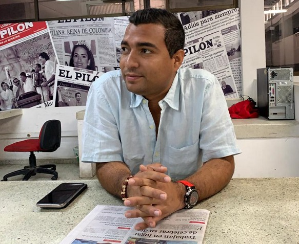 Iván Caamaño.