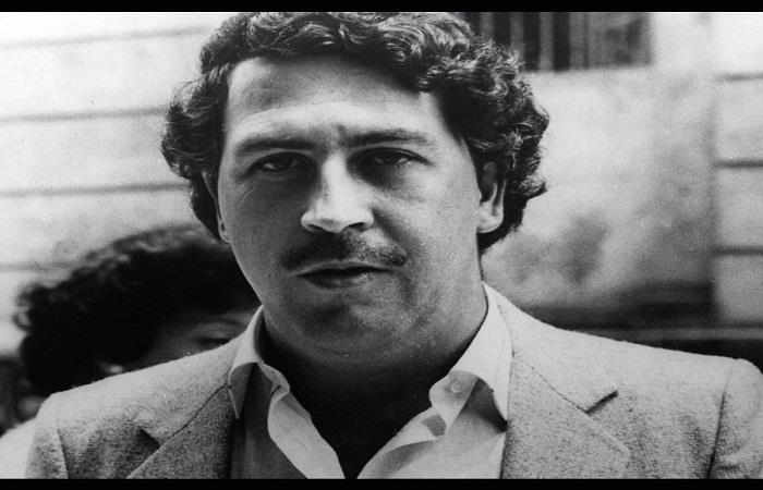 Pablo Escobar Gaviria.