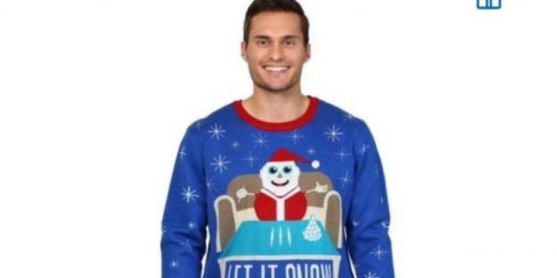 Este es el suéter que Walmart Canadá retiró, por ofender a Colombia.  FOTO/CORTESÍA.