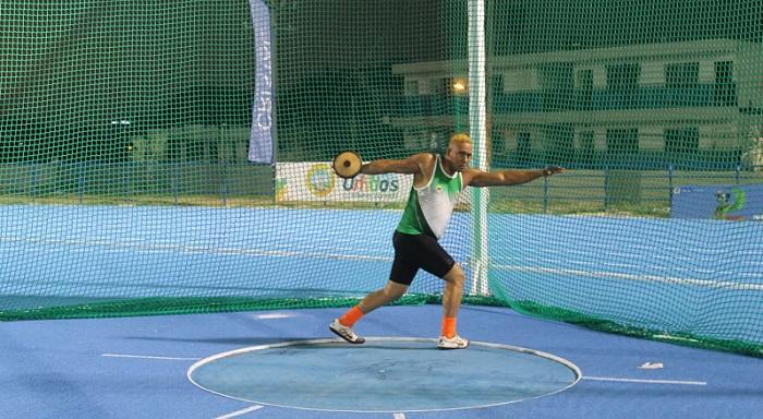 Daniel Cotes y su hermano Cristian Cotes han demostrado sus calidades deportivas convirtiendose en atletas referentes para el departamento del Cesar.   FOTO/CORTESÍA.