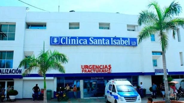 El joven murió en la Clínica Santa Isabel FOTO/REFERENCIA.