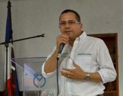 El docente César Agusto Galindo Angulo.   FOTO/CORTESÍA.