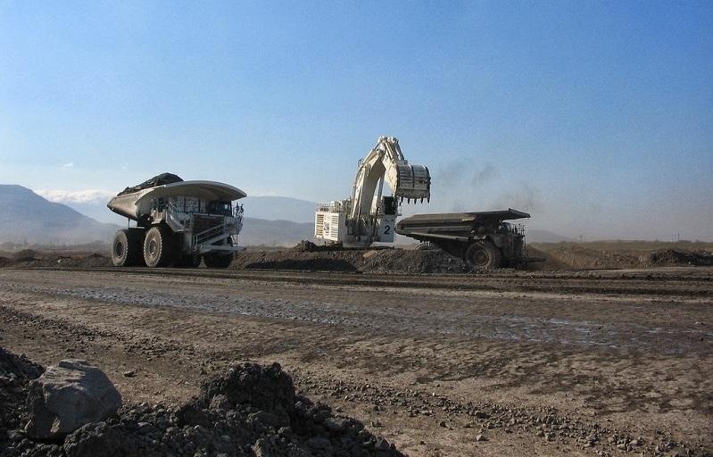 La producción de carbón es la principal fuente de regalías.  FOTO/REFERENCIA.