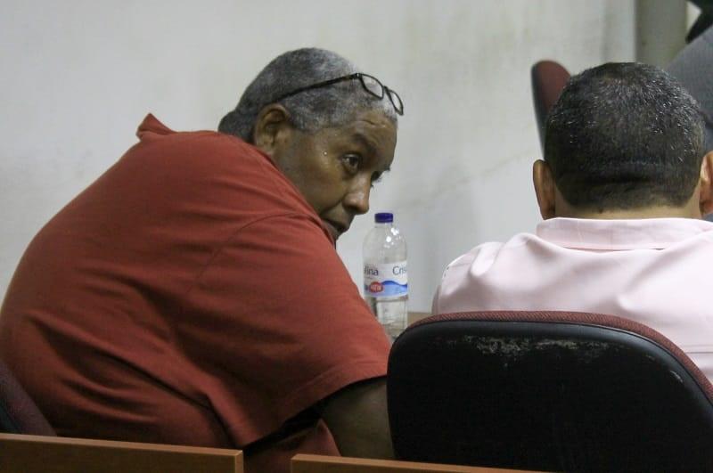 Luis Vladimir Fuentes en audiencia.   FOTO/ARCHIVO.