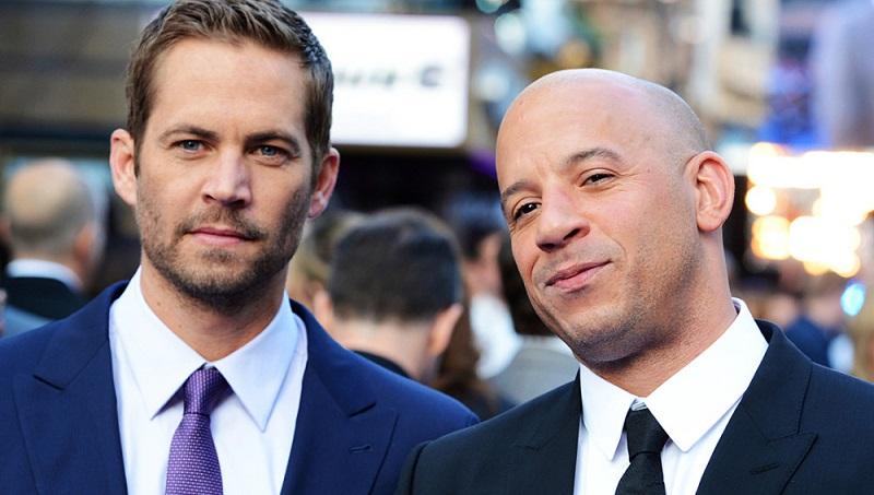 Paul Walker y Vin Diesel.  FOTO/CORTESÍA.