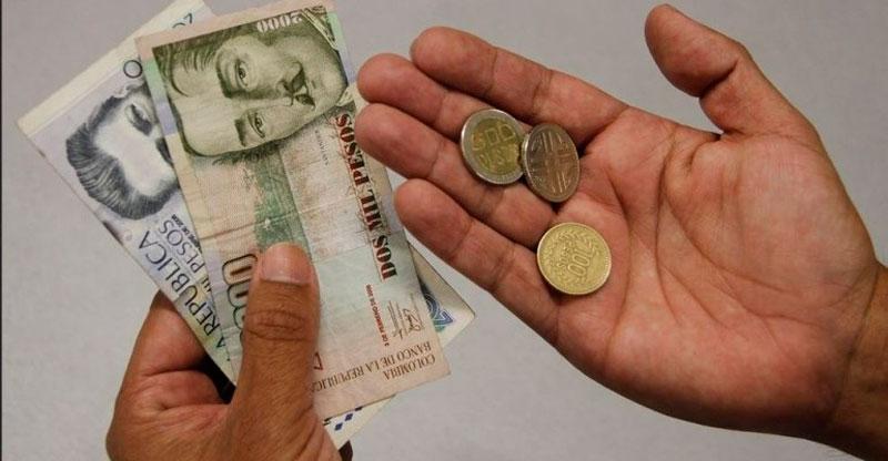 El salario mínimo que reciben los valduparenses seguirá para el próximo año sin ser suficiente para suplir sus necesidades básicas.