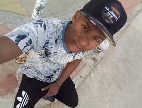 José Armando Peinado Arce, asesinado cuando aparentemente intentaba robar una motocicleta.   FOTO/JUDICIAL.