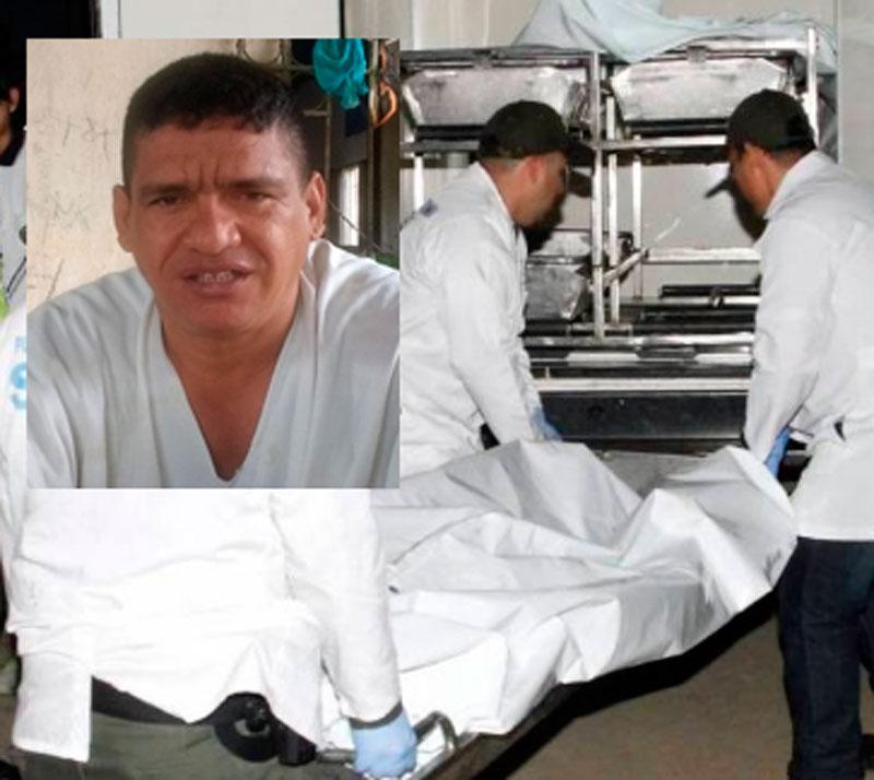 La inspección técnica del cadáver estuvo a cargo de la Sijín.