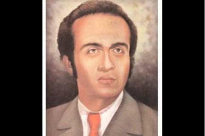 Octavio Daza Daza, compositor de música vallenata.  FOTO/CORTESÍA.