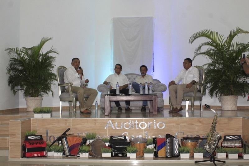 La construcción de un monumento en honor a Leandro y una ruta de los juglares son unos de los proyectos del municipio.   FOTO/JOAQUÍN RAMIREZ.